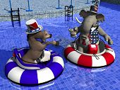 Political Party - Bumper Boats