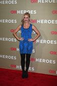 LOS ANGELES - DEC 2:  Becca Tobin arrives to the 2012 CNN Heroes Awards at Shrine Auditorium on Dece