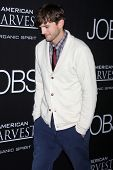 LOS ANGELES - AUG 13:  Ashton Kutcher at the