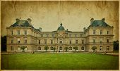 picture of senators  - The Luxembourg Palace - JPG