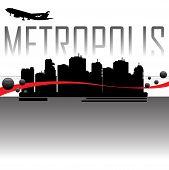 Постер, плакат: Metropolis
