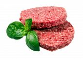 foto of patty-cake  - Hand Made From Minced Beef - JPG