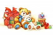 pic of teddy  - Teddy bear - JPG