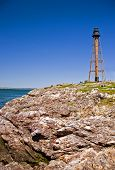 picture of marblehead  - Marblehead lighthouse - JPG