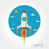 rocket poster