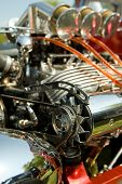 Hot-rod Engine
