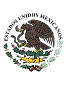 foto of nopal  - Mexican flag symbol national seal federal country - JPG