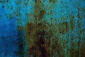 Rusty Metal Textured, Old Metal Iron Rust Background And Texture, Metal Corroded Texture, Rusty Meta poster