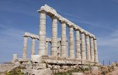 pic of poseidon  - POSEIDON AT SOUNION - JPG