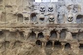 The Skull Tower (cele Kula)- Built From The 3000 Skulls Of Dead Serbian Warriors After Uprising In 1 poster