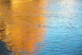 Sunset Sea Sand Beach Landscape. Sand Beach Sunset View. Ocean Sand Beach Sunset Landscape. Sunset S poster