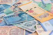 foto of ringgit  - Asian currencies of India - JPG