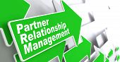 Partner Relationship Management. Business Concept.