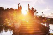 stock photo of palace  - Water Palace - JPG