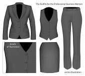 pic of outfits  - The Outfits for the Professional Business Women - JPG