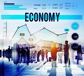picture of budget  - Economy Finance Budget Marketing Business Concept - JPG