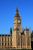 pic of prime-minister  - Big Ben and The Houses Of Parliament in London - JPG