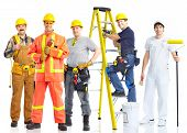 foto of interior decorator  - contractors workers people - JPG