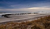 pic of brigantine  - A cold winter day on Brigantine Beach - JPG
