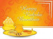 picture of rakshabandhan  - happy rakshabandhan illustration - JPG