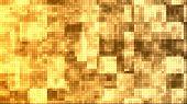 Glitter Vintage Golden Lights Background. poster