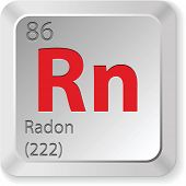 foto of proton  - radon element - JPG