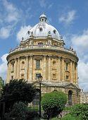 Oxford Landmark poster