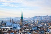 stock photo of zurich  - Zurich  - JPG