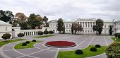 The Presidential Palace In Vilnius