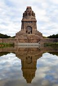 Monument to the Battle of the Nations at Leipzig, Germany
