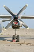 Military Aircraft Propeller