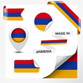 Постер, плакат: Made In Armenia Collection