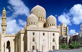 stock photo of masjid  - Mosque of Abu El Abbas Masjid Alexandria Egypt - JPG