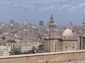 Cairo City Skyline poster