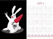 Постер, плакат: Календарь 2011