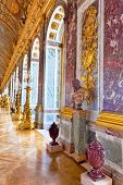 picture of palace  - VERSAILLES FRANCE  - JPG