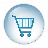 picture of cart  - shopping cart - JPG
