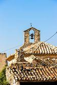 foto of chapels  - close up of chapel in Ajonc - JPG