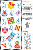 picture of heptagon  - Educational math puzzle - JPG