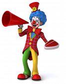 image of clowns  - Fun clown - JPG