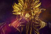 picture of sun god  - Metaphorical idea of the sun - JPG