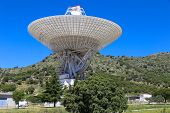 picture of deep  - The Madrid Deep Space Communications Complex is a ground station located in Spain - JPG