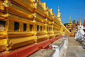 Buddhist temple Shwezigon