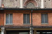 pic of ferrara  - Loggia of the Merchants - JPG