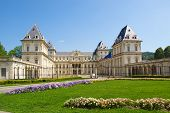 picture of turin  - Castello Del Valentino in Turin  - JPG