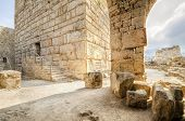 foto of crusader  - The interior of the crusaders - JPG