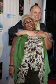 MALIBU - OCT 21: Luenell, Brian Edwards at the