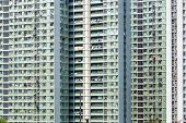 foto of public housing  - Public housing in Hong Kong - JPG