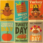 stock photo of happy thanksgiving  - Thanksgiving Day - JPG