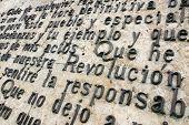 Memorial To Che Guevara poster